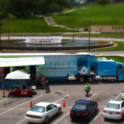 Kansas City DIgital Bookmobile