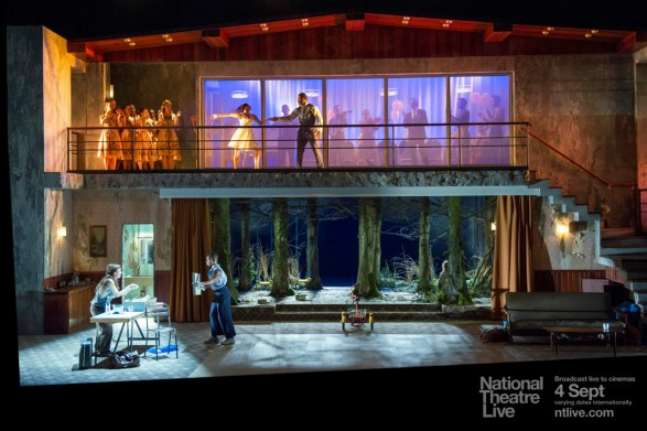 National Theatre Live tumbler image